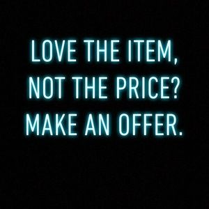Other - All Offers Considered 💙
